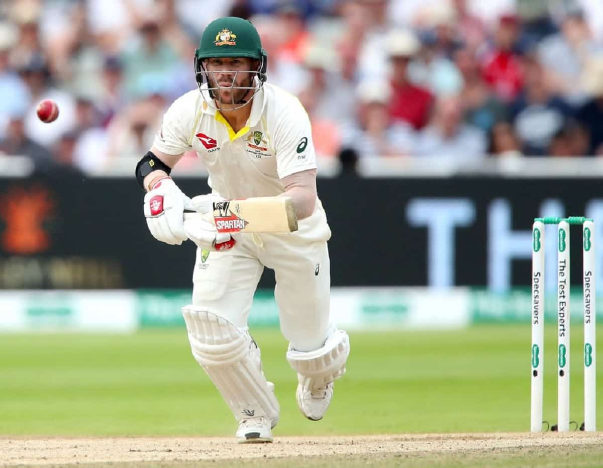 image for cricket david warner unlikely for third test