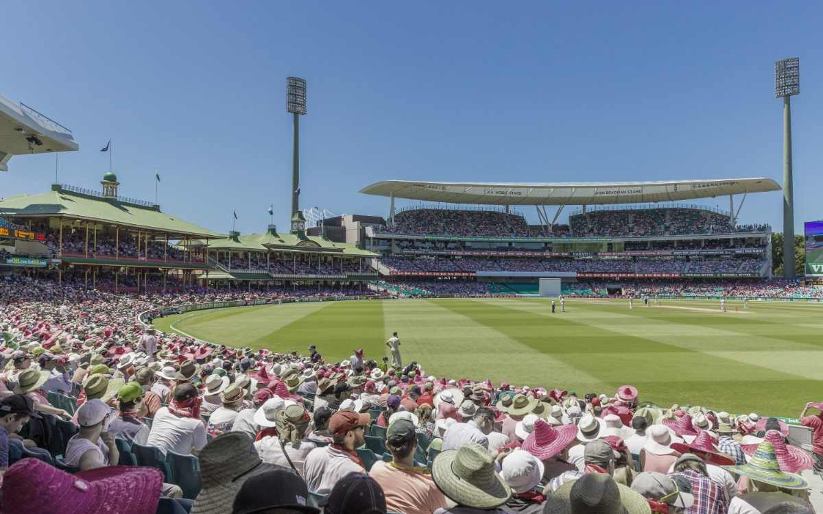 australia vs india 2nd test sydney in danger after covid cases outbreak IND vs AUS : सिडनी टेस्ट पर