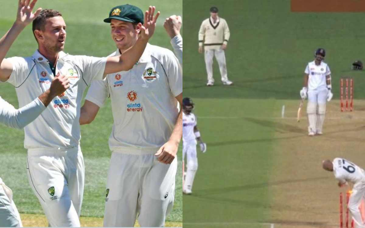 australia vs india pink ball adelaide 1st test records and stats made by virat kohlis team
