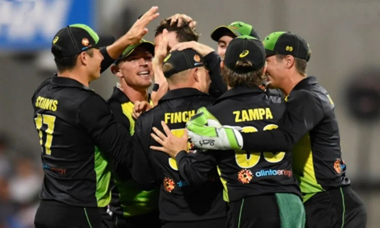australian team released cameron green and included nathan lyon for t20 series against indian team