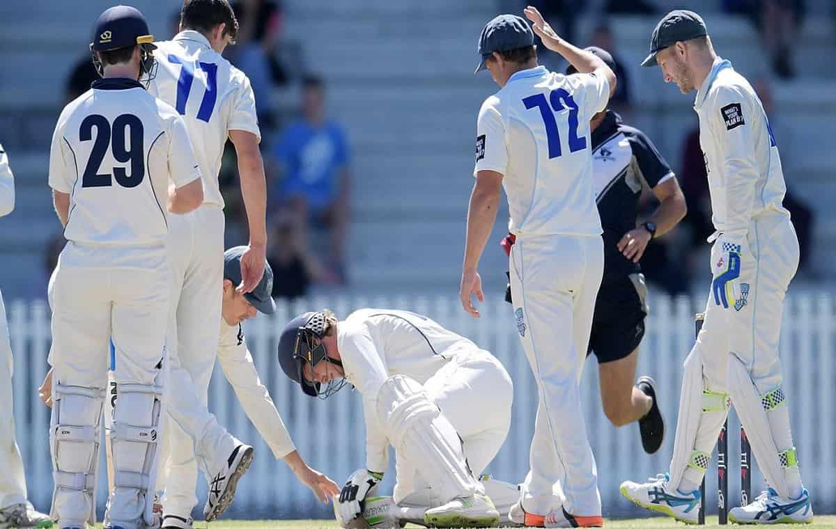 Image of Cricketer Sean Abbott