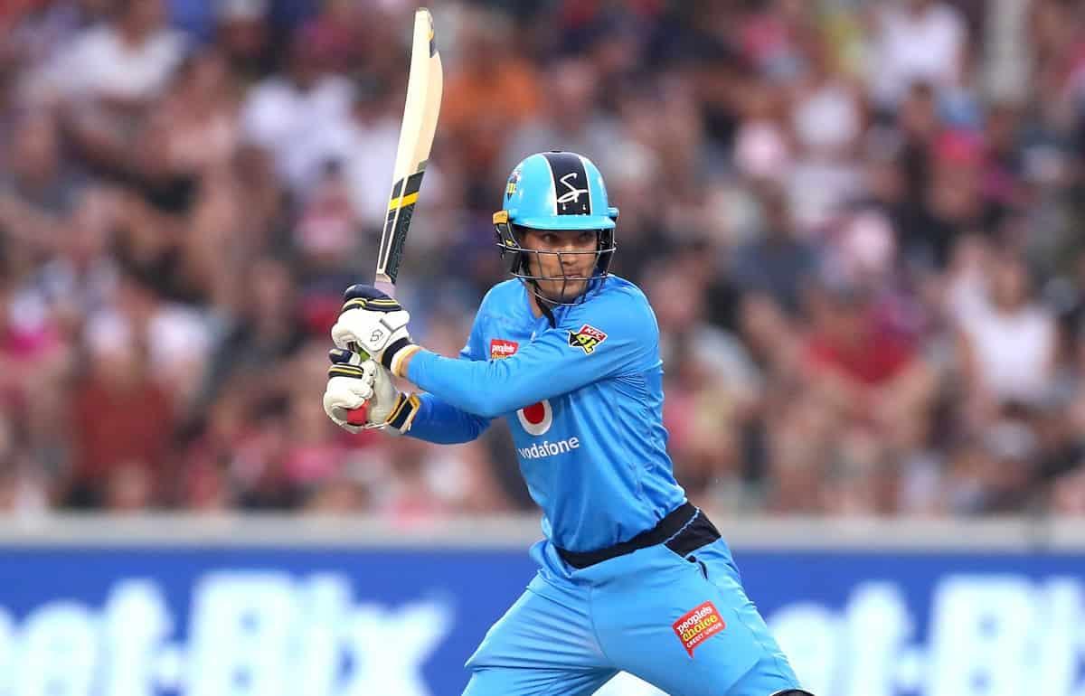 image for cricket alex carey adelaide strikers