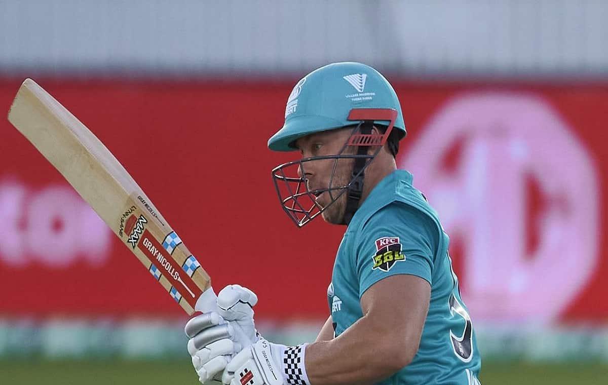 Image of Cricketer Chris Lynn