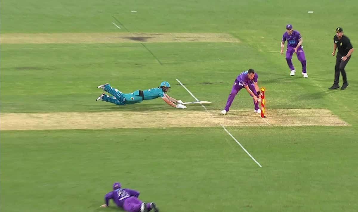 image for cricket Brisbane Heat vs Hobart Hurricanes