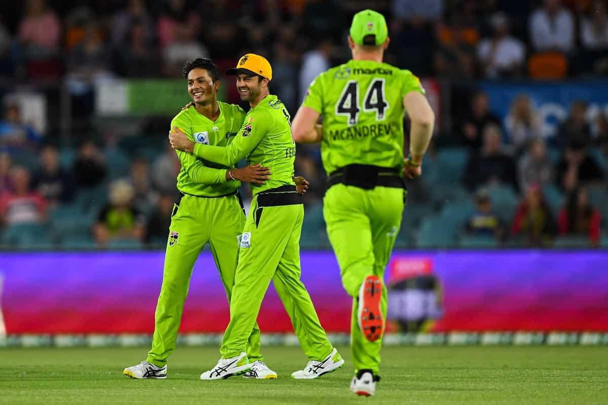 image for cricket sydney thunder vs melbourne renegades