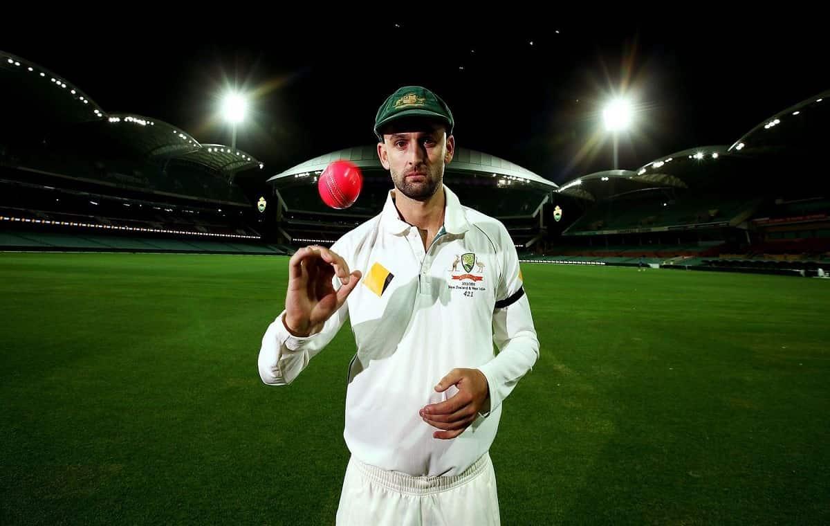 Image of Cricketer Nathan Lyon