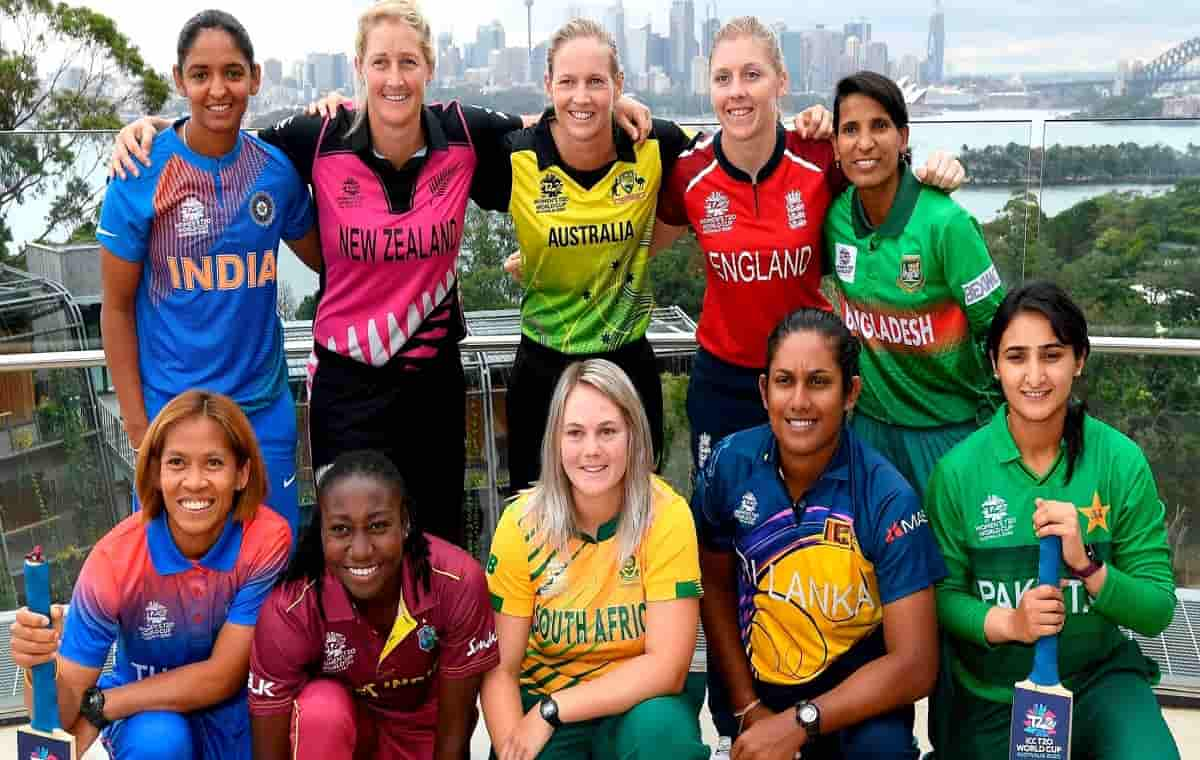 Image of Cricket Women's World Cup