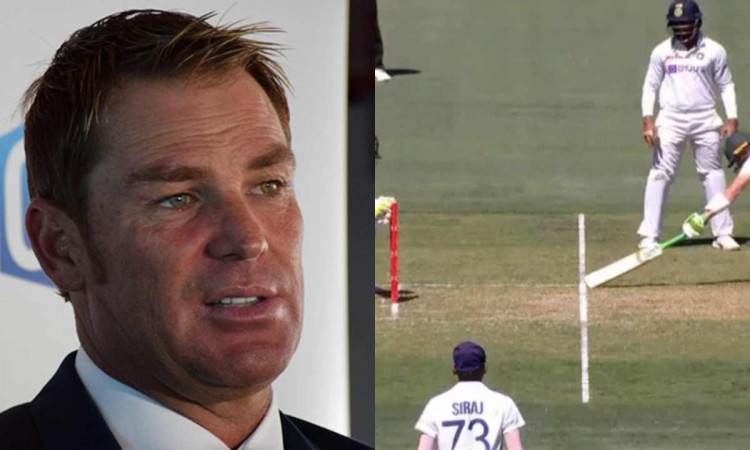 boxing day test shane warne feels tim paine was lucky to survived that runout review