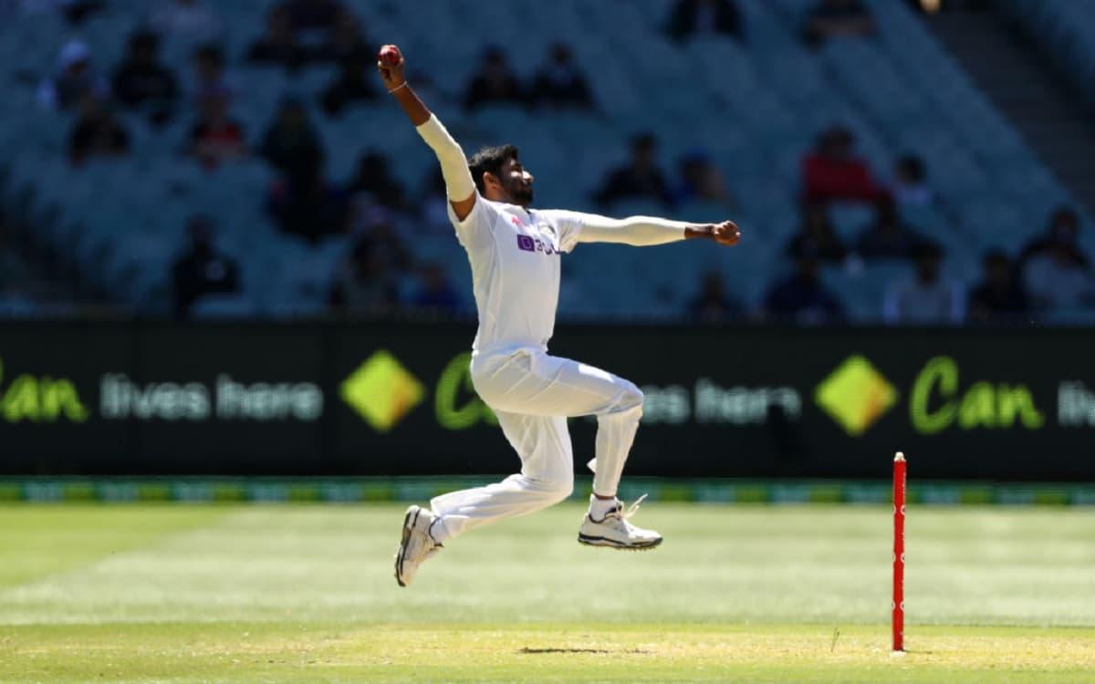 Image of Cricketer Jasprit Bumrah