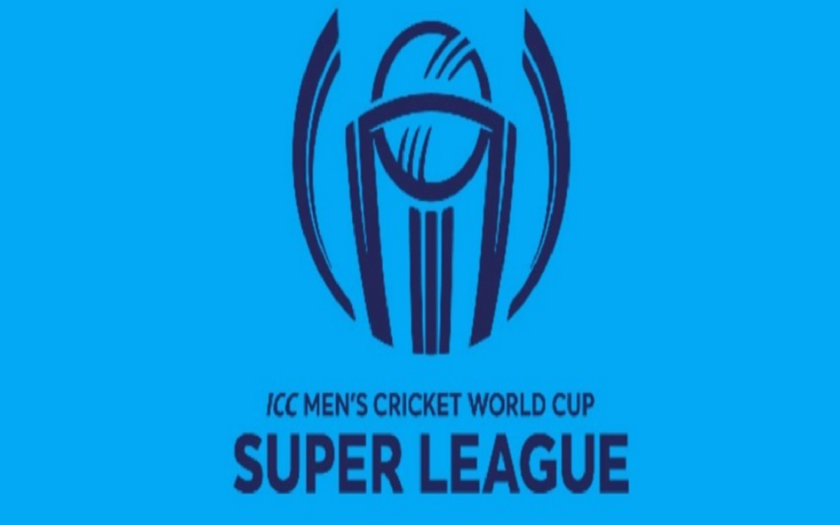 cricket world cup super league news points table and team stats