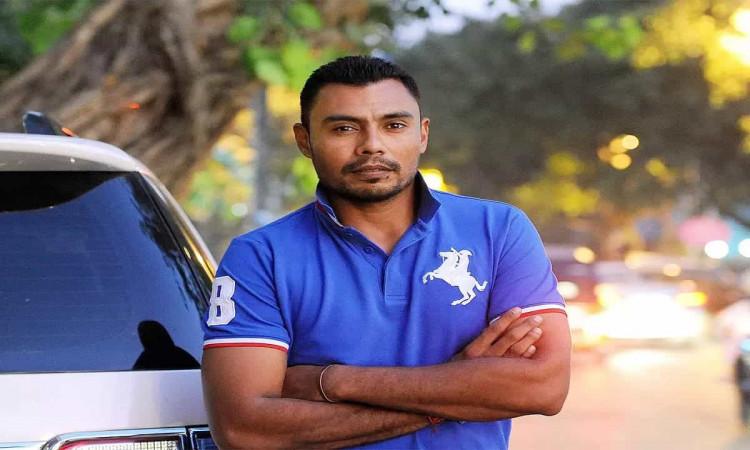 Image of Pakistani Cricketer Danish Kaneria