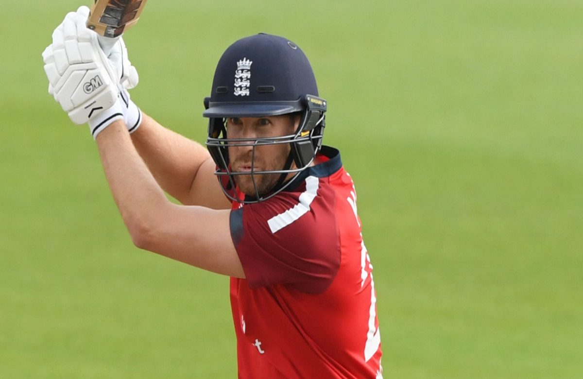 Image of Cricket England Batsman David Malan