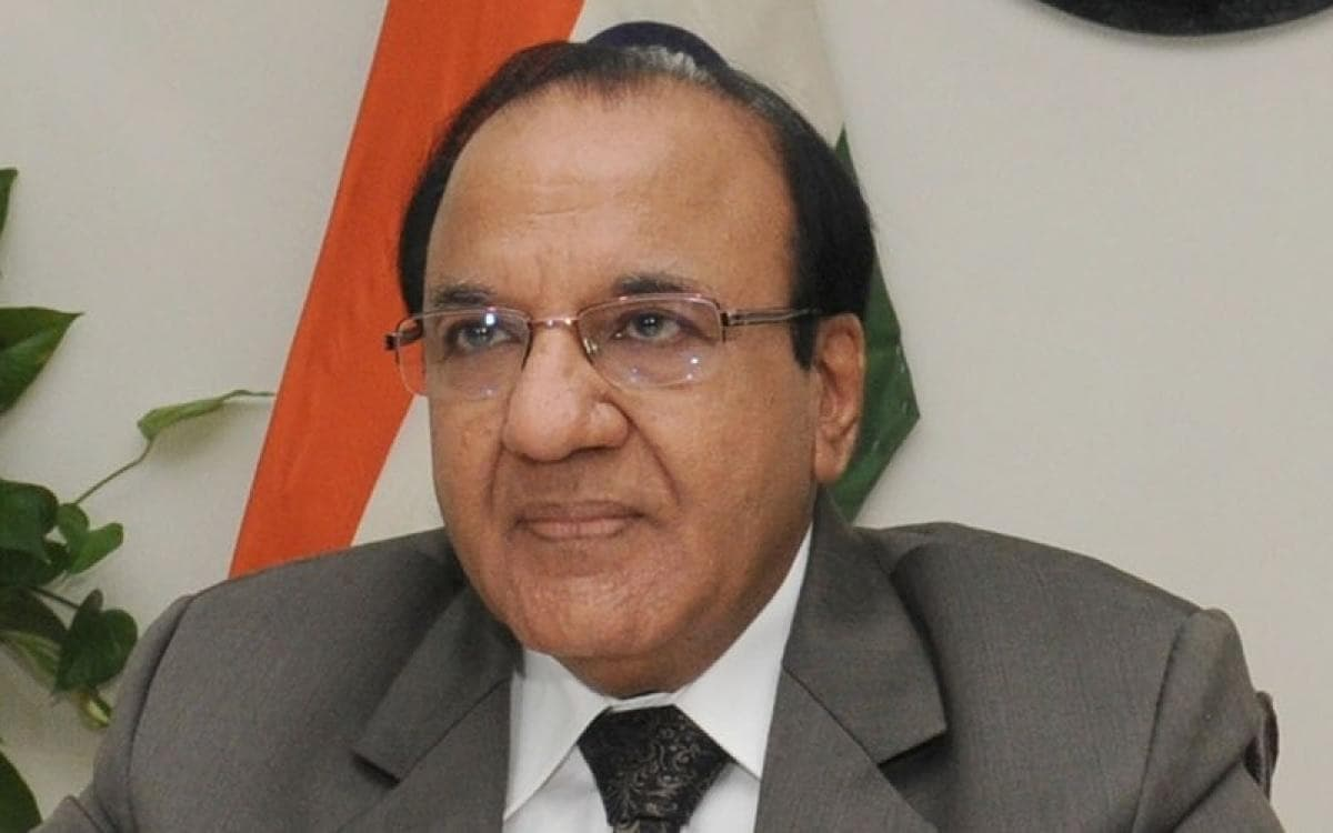 Image of Election Commissioner Achal Kumar Joti