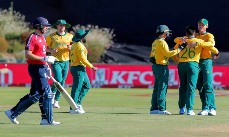Image of South African Cricket Team
