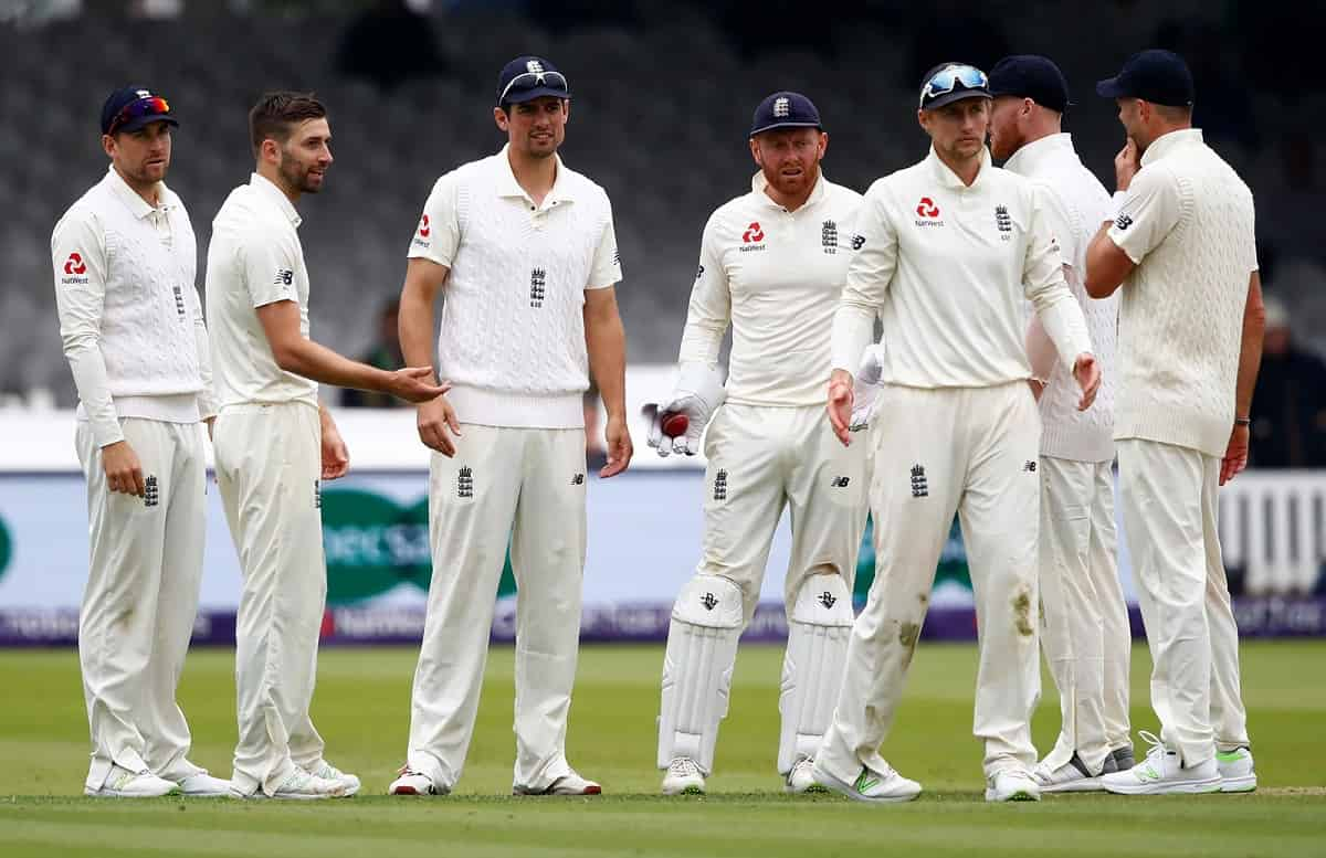Image of England Cricket Team