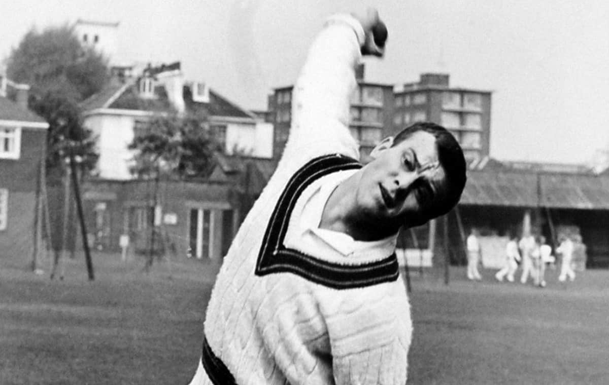 Image of Cricketer Eric Freeman