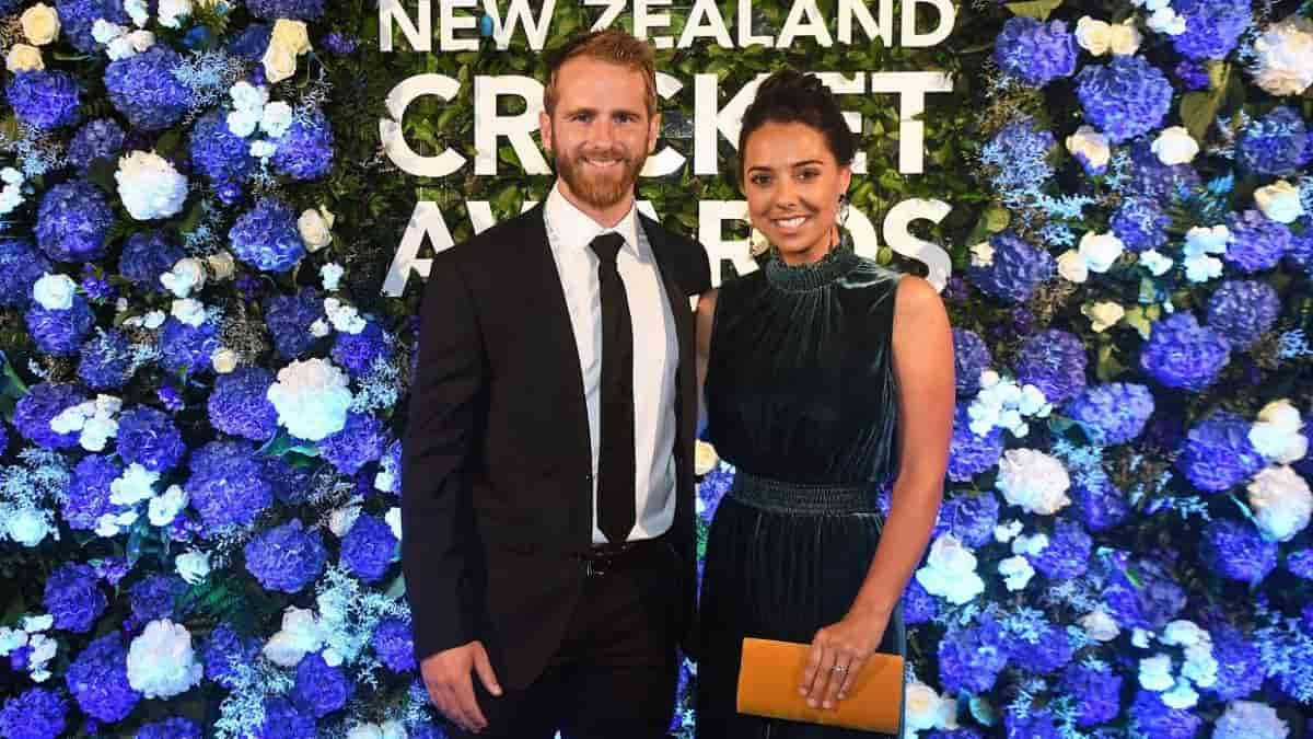 image for cricket expectant father kane williamson