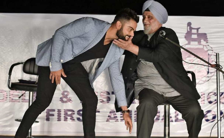 Indian Cricket Captain Bishan Singh Bedi
