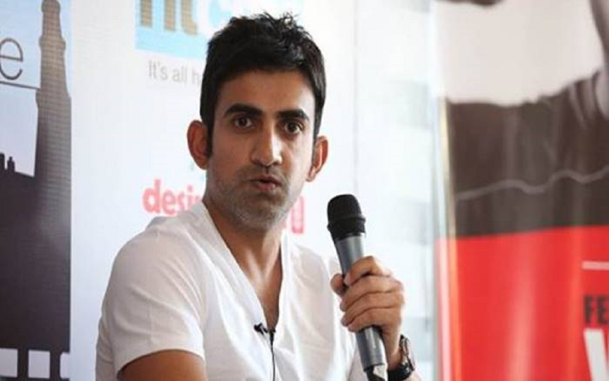gautam gambhir says Indian team management has been unfair to both Wriddhiman Saha and Rishabh Pant