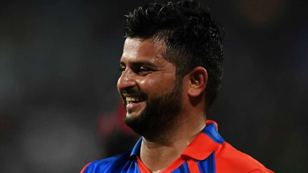 image for cricket pavilion to be named after raina