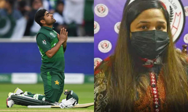 hamiza the woman who accused babar azam for sexuall harrasment demanded 45 lac to withdraw her case