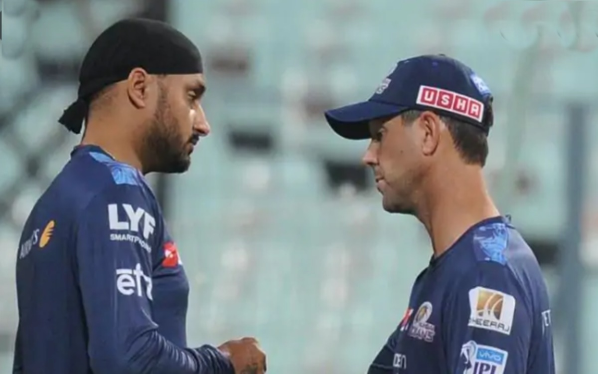 Cricket images Ricky Ponting says I did not trust my technique after Harbhajan Singh dismissed me