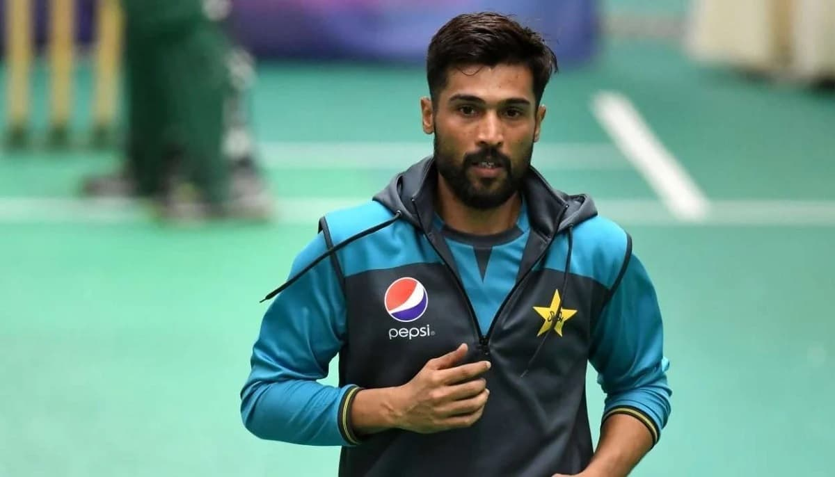 image for cricket pakistani cricket player mohammed amir