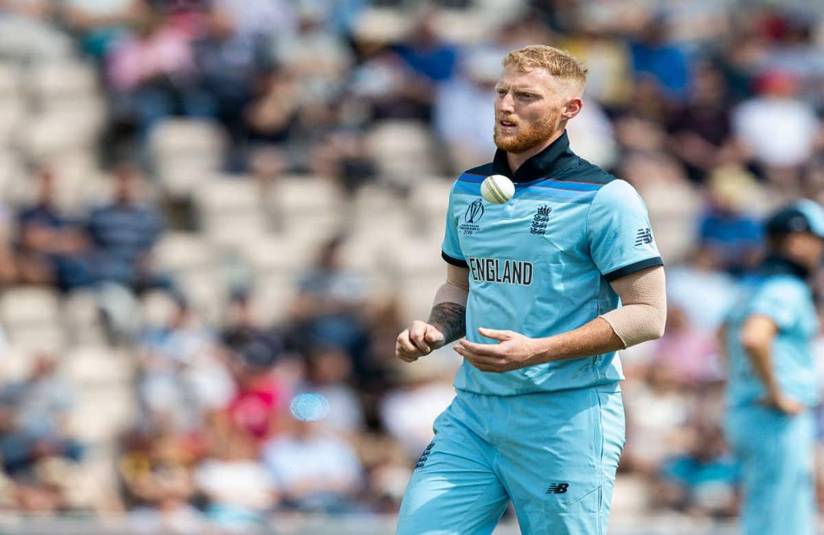 Image of England Team Player Ben Stokes