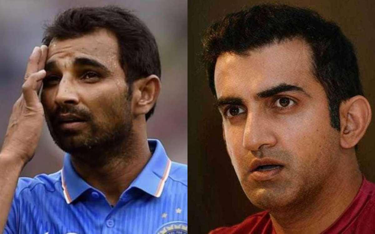 i would pick t natarajan as my third seamer in icc t 20 world cup 2021 says gautam gambhir