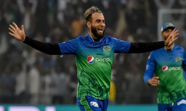 Image of Cricketer Imran Tahir