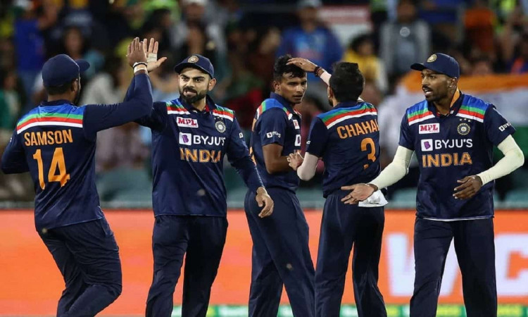 Ind vs Aus, 1st T20I: Jadeja And Bowlers Shine As India Beat Australia By 11 Runs(Match Report) At Cricketnmore