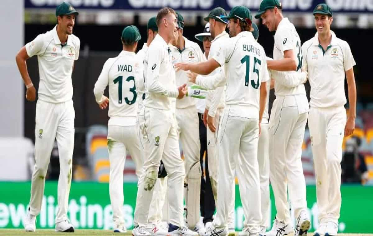 Image of Australian Cricket Team