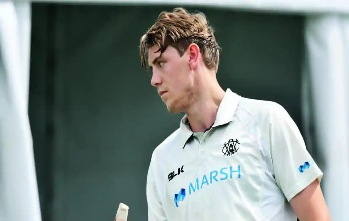 Image of Cricketer Cameron Green