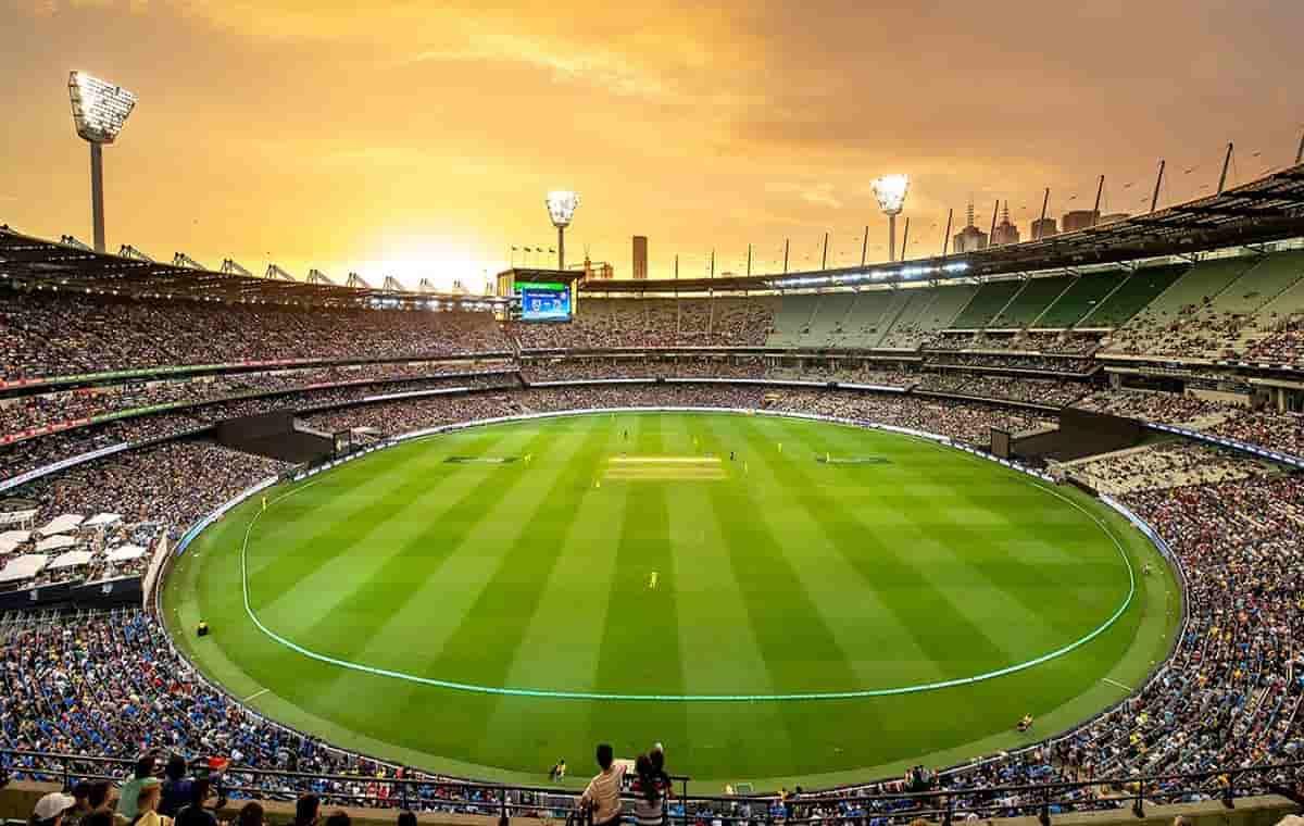 Image of Cricket Stadium Melbourne Cricket Ground