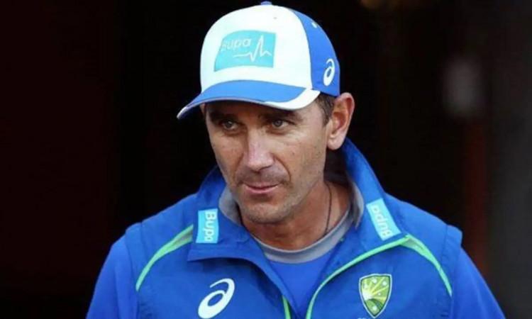 Image of Australian Coach Justin Langer