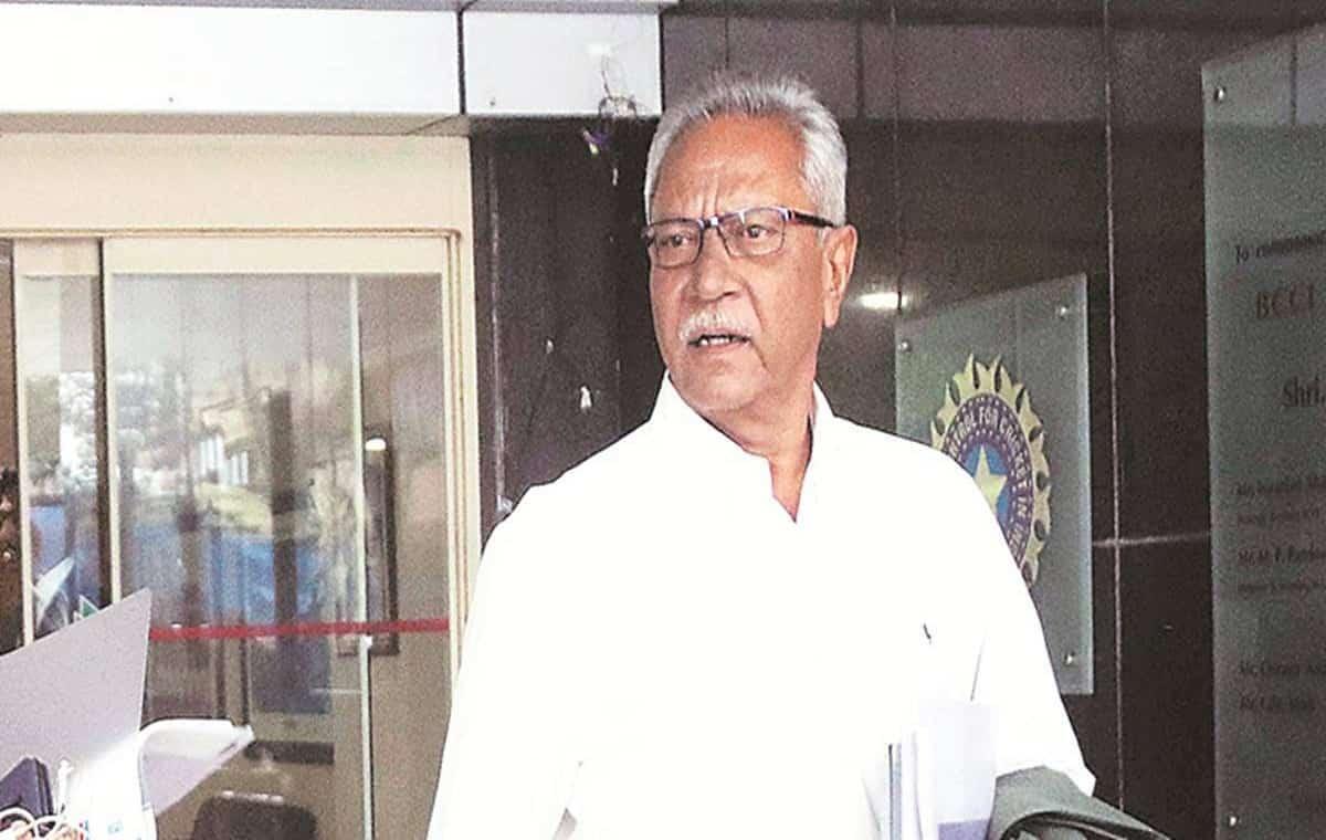 Image of Cricketer Anshuman Gaekwad