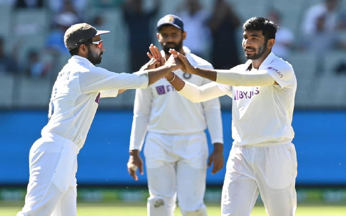 Image of Indian Cricketer Jasprit Bumrah