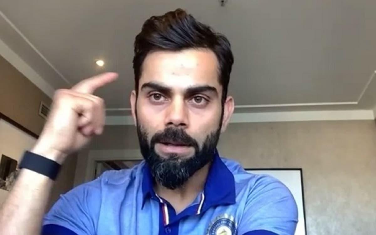Image of Cricket Virat Kohli