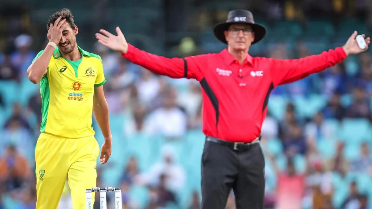 ind vs aus not panicking over starc's form dip, says captain finch
