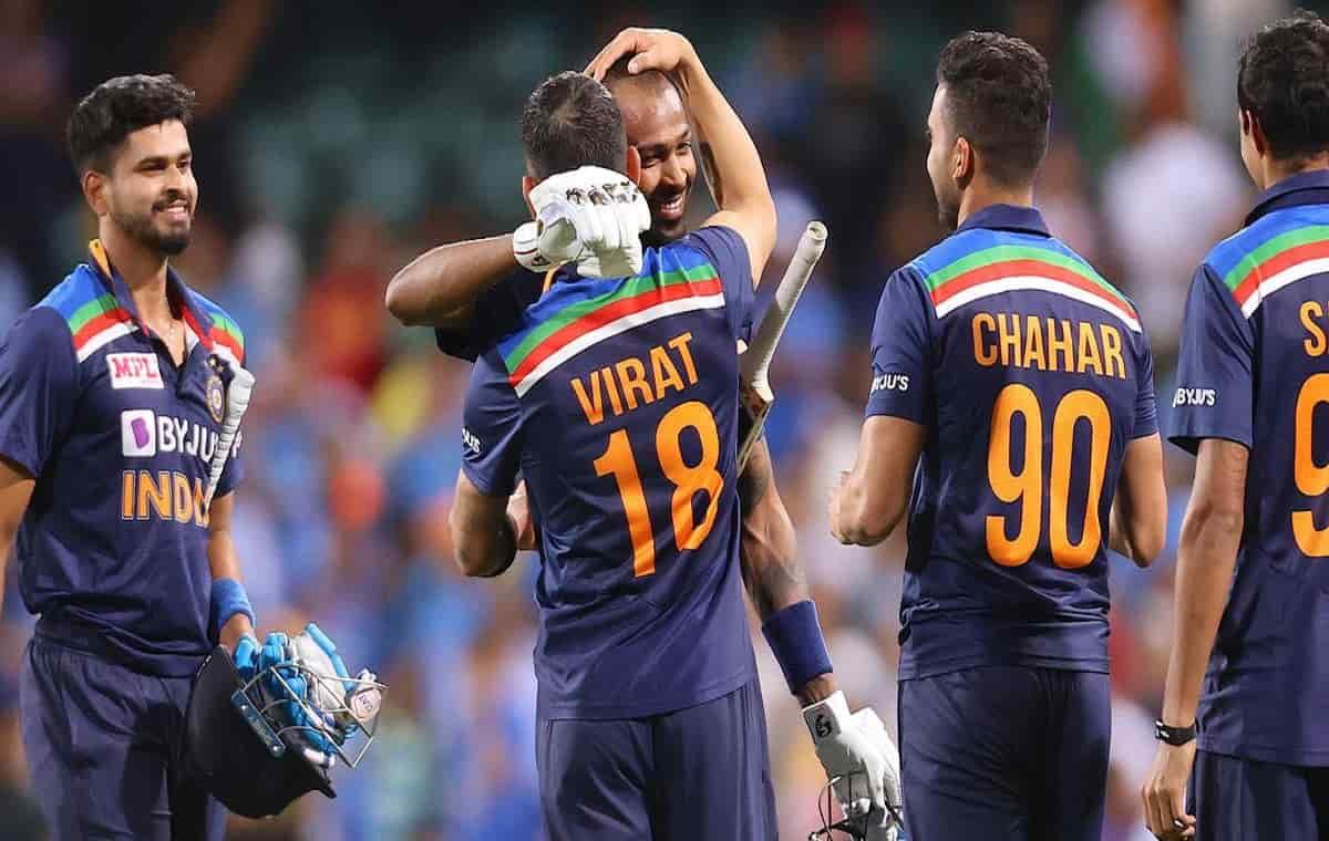 Image of Indian All Rounder Hardik Pandya