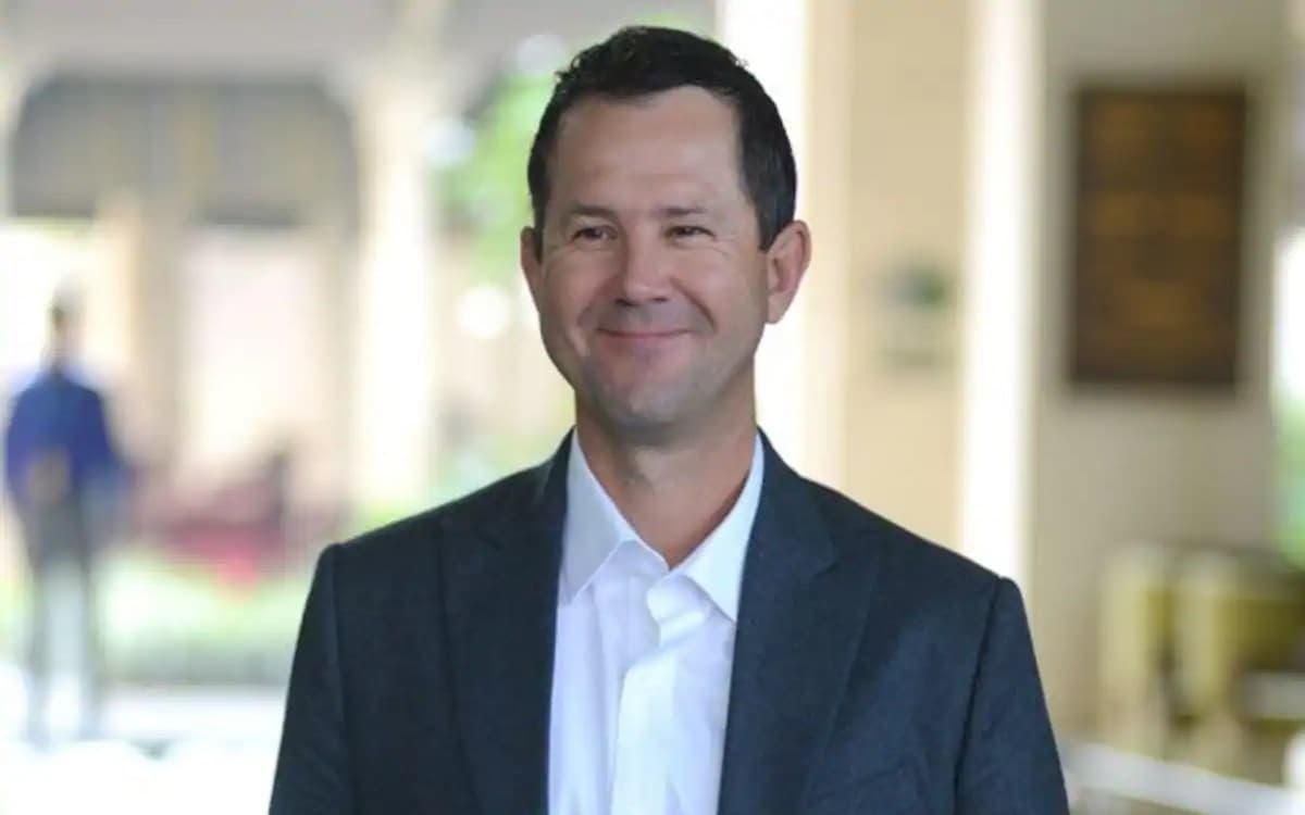 Image of Cricketer Ricky Ponting