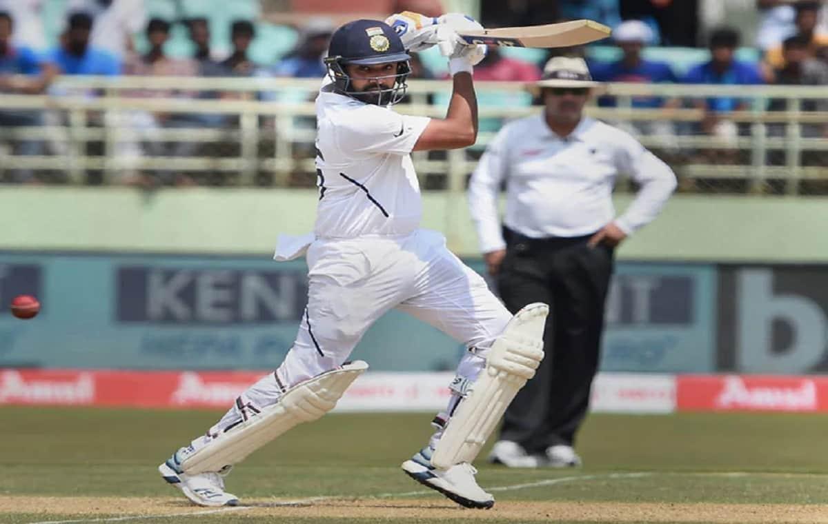 Image of Cricketer Rohit Sharma