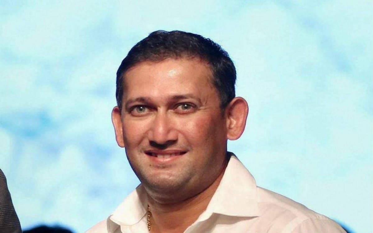 Image of Former Cricketer Ajit Agarkar