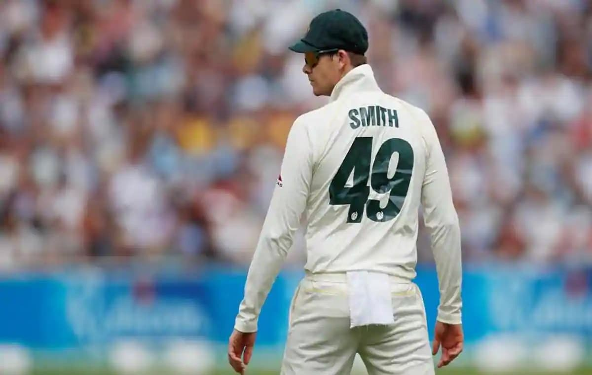 Image of Cricketer Steve Smith