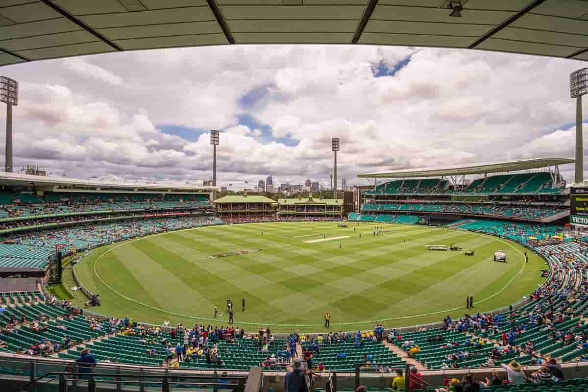 Image of Cricket Stadium Sydney Cricket Ground