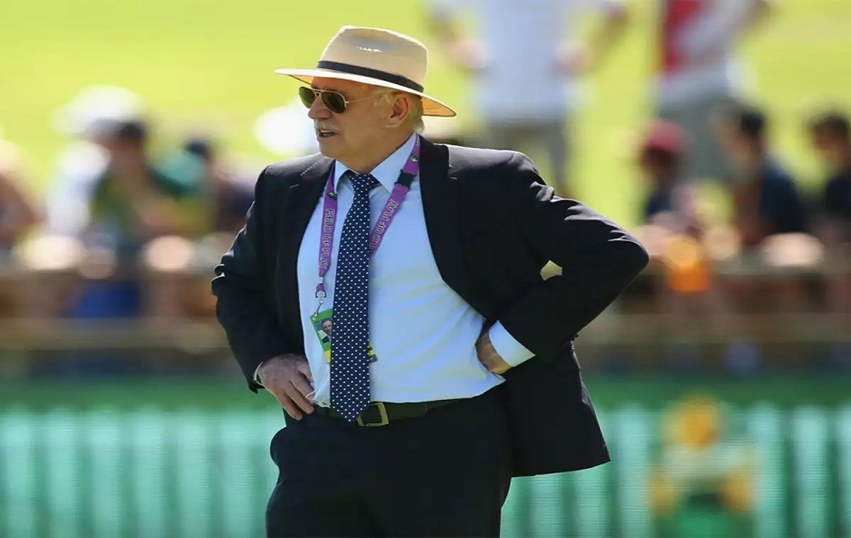 Image of Cricketer Ian Chappell