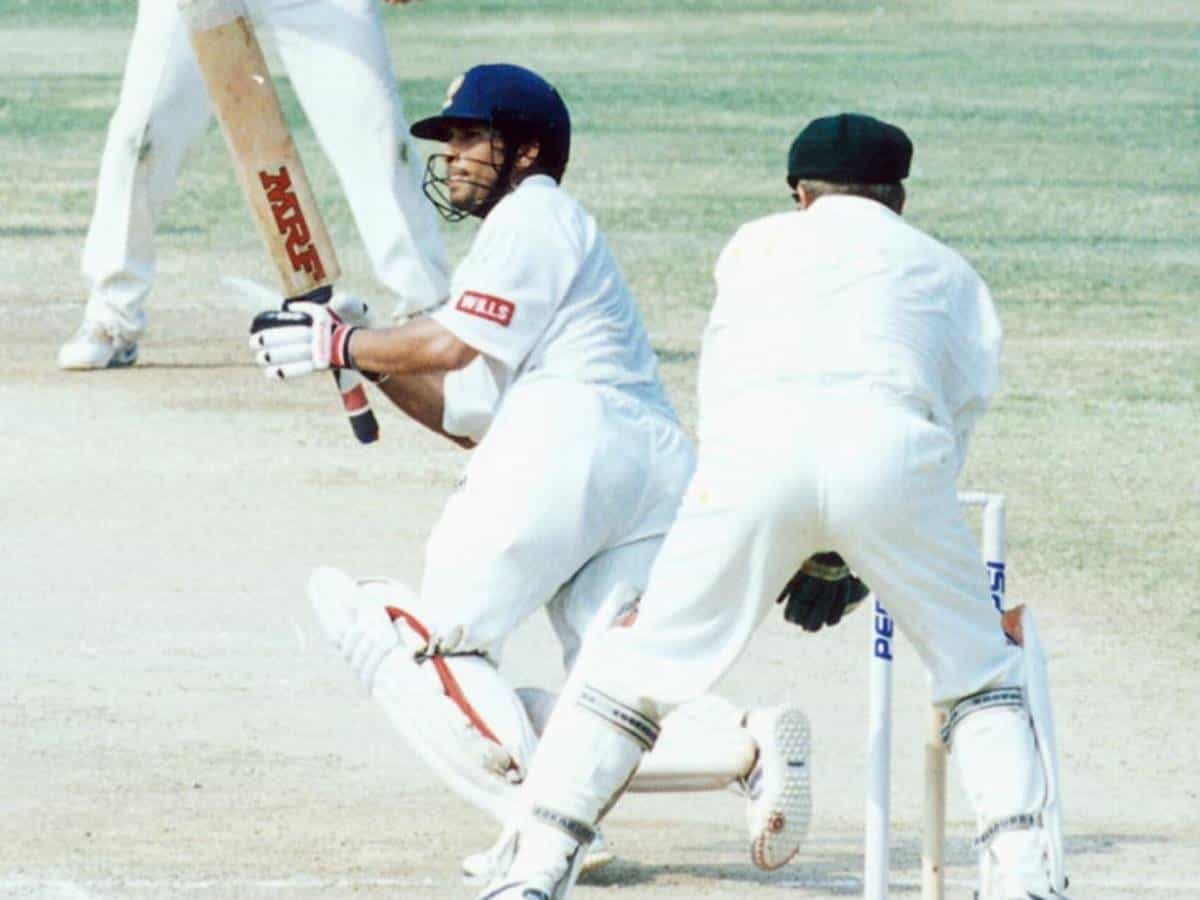 image for cricket five memorable test matches of india and australia