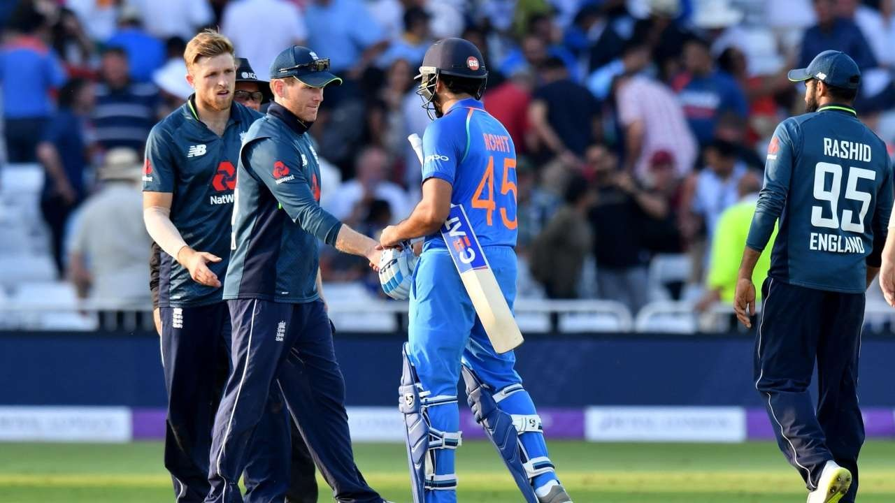 Image of Match Between India and England