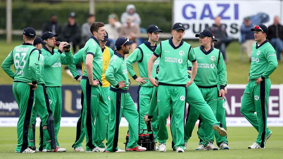 image for cricket ireland cricket team against afghanistan