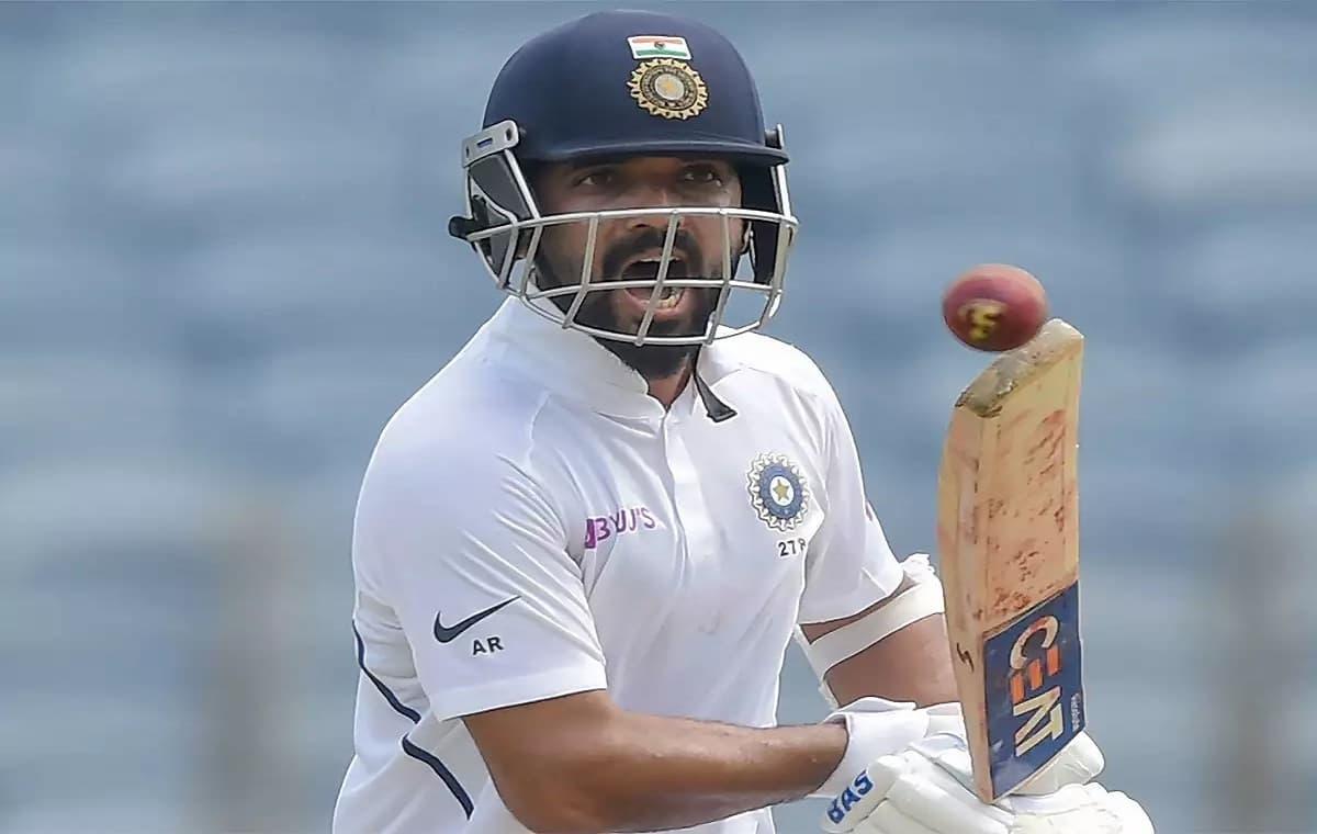 Image of Cricketer Ajinkya Rahane